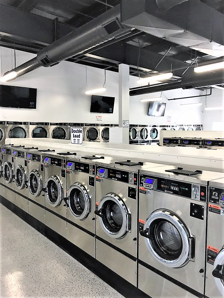 Project Gallery Amp Service Videos Advanced Laundry System